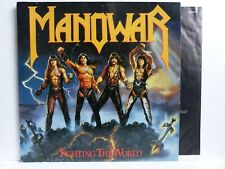Manowar - LP – Fighting The World - mit OIS