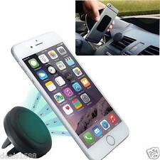 Car Magnetic Air Vent Mount Holder Stand Sticker For Mobile CellPhone iPhone GPS