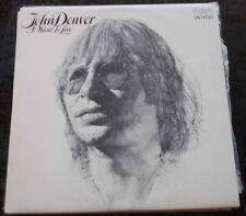 JOHN DENVER I Want To Live LP