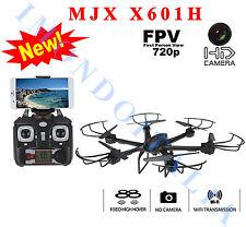 ESACOTTERO DRONE MJX X601H ALTITUDE-HOLD + HEADLESS + AUTO-RITORNO SU SMARTPHONE