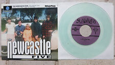 """The Newcastle Five – I'm Losing You  7"""" Single  Sundazed  SEP 130   clear wax"""