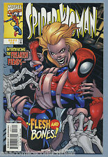 Spider-Woman #3 1999 Trading Cards John Byrne Bart Sears Marvel Comics v
