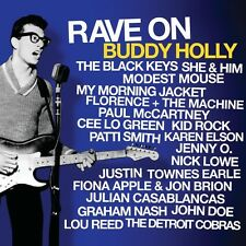 Rave On Buddy Holly (2011, CD NIEUW)