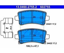ATE Brake Pad Set, disc brake 13.0460-2755.2