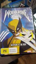 Wolverine X-Men Vs The Hulk DVD