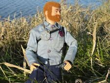 Gi Joe Vintage Sea Adventurer with Holster and Revolver