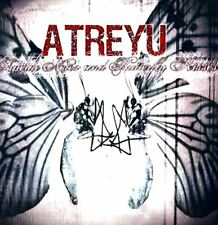 ATREYU suicide notes and butterfly kisses (CD album) hardcore rock, heavy metal