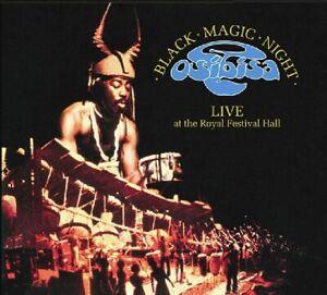 OSIBISA Black Magic Night (2018) reissue 12-track 2-CD album digipak NEW/SEALED