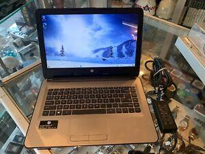 HEWLETT PACKARD (14-AN018AU) LAPTOP / WINDOWS 10 / 1TB HDD / 4GB RAM - AU STOCK
