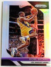 Kobe Bryant 2018-19 Panini Prizm #15 Silver Prizm - Lakers