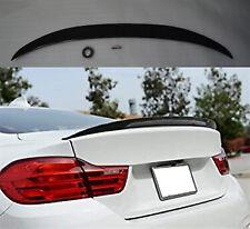 ALERON BMW SERIE 4 F36 GRAN COUPE DESDE 2014 A 2020 ALERÓN NEGRO BRILLO SPOILER
