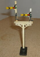 Triang Hornby - 00 gauge Double distant signal - R142 - hand operated. Vgc.