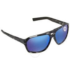 Costa Del Mar Switchfoot Polarisé Miroir Bleu 580G Aviateur Homme Soleil SWF