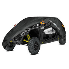 c014eff34567 4x4 Utility Vehicle Storage Cover Double Row Seats Fits Can-Am Maverick X3  Max R