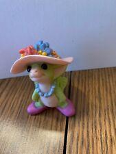 Pocket Dragon Lady Big Hat Used No Box