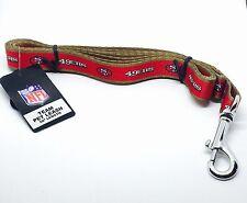 "NFL San Francisco 49ers Pet Dog Leash 50"""