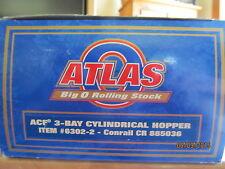 JTC - 3-Bay Cylindrical Covered Hopper (Conrail)