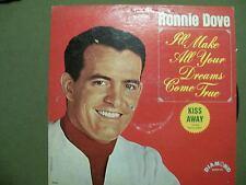 RONNIE DOVE I'LL MAKE ALL YOUR DREAMS COME TRUE DIAMOND D50004 HAS HIT KISS AWAY