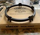 Dacor Wok Ring Model AWR Cast Iron For SGM And SGG Gas Range 5 Finger Grates NEW photo