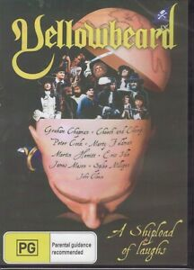 YELLOWBEARD DVD - A Shipload Of Laughs NEW & SEALED Free Post