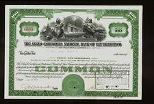 The Anglo California National Bank of San Francisco CA dd 1954 iss Anna Dolan