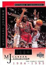 1998 Upper Deck The Early Years Card  #7  Michael Jordan Chicago Bulls
