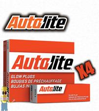 Autolite 1110 Glow Plug - Set of 4
