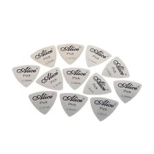 stainless steel METAL GUITAR PICK PLECTRUm acoustic electric bass lead 0.30mm uk