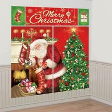 Magical Christmas Wall Art Decorating Kit/Scene Setter