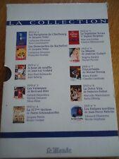// NEUF DVD LOT COFFRET n° 1 10 films Collection Le MONDE MELVILLE,GODARD, DEMY