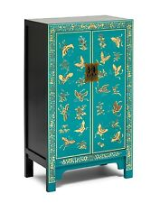 Bonsoni Oriental FARFALLA DECORATA BLU MEDIUM Gabinetto
