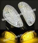 Clair LED Avant Clignotant Pour SUZUKI GSXR 600 750 2006-2010 GSXR1000 2005-2008