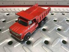 1969 Matchbox Dumper Truck