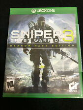 Sniper: Ghost Warrior 3 -- (Microsoft Xbox One, 2017)
