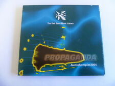 PROPAGANDA THE DED GOOD MUSIC LIBRARY RARE LIBRARY SOUNDS MUSIC CD