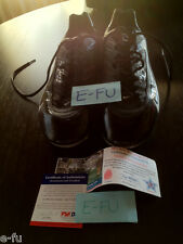 SHELDON BROWN Signed Game Used NFL Nike Pair Cleats / Shoes PSA/DNA Eagles Auto