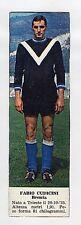 figurina TEMPO 1966 BRESCIA CUDICINI