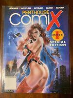 MINT! Penthouse Comix 1st ISSUE