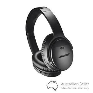Bose QC35 QuietComfort 35 II Wireless Headphones - Black - [Au Stock]