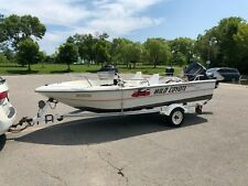 1988 BarkleyYoung w 70 HP and Trailer (Boston Whaler Style)