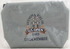 US Open Olympia Fields 2003 USGA Member Exclusive Small Golf Bag w/Clip New