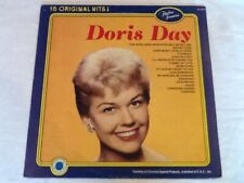 Doris Day LP - 16 Original Hits! Excellent Cond. Everest Europa LP 16-18