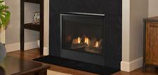 "Majestic Mercury 32"" Direct Vent Gas Fireplace MERC32 Traditional Logs"