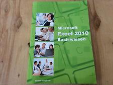 MICROSOFT EXCEL 2010 Basiswissen Das Lernbuch für Einsteiger BILDNER 2013 TB NEU