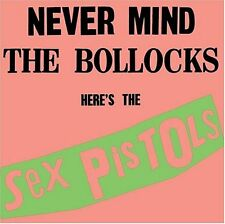 Never Mind the Bollocks, Heres the Sex Pistols (US Version) CD