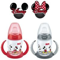 Disney Minnie Mickey Mouse Baby Drinking Cup First Choice Learner Spout Bottle