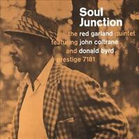 THE RED GARLAND QUINTET JOHN COLTRANE DONALD BYRD - SOUL JUNCTION NEW VINYL RECO
