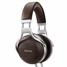 Denon AH-D5200 reference headphones in Zebrawood | Ships Worldwide With Warranty