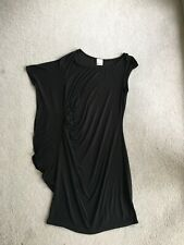 Ella Moss Black Fitted Dress