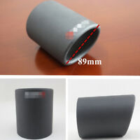 89mm Carbon Fiber Car Exhaust pipe Cover Exhaust Muffler Pipe Tip Accessories